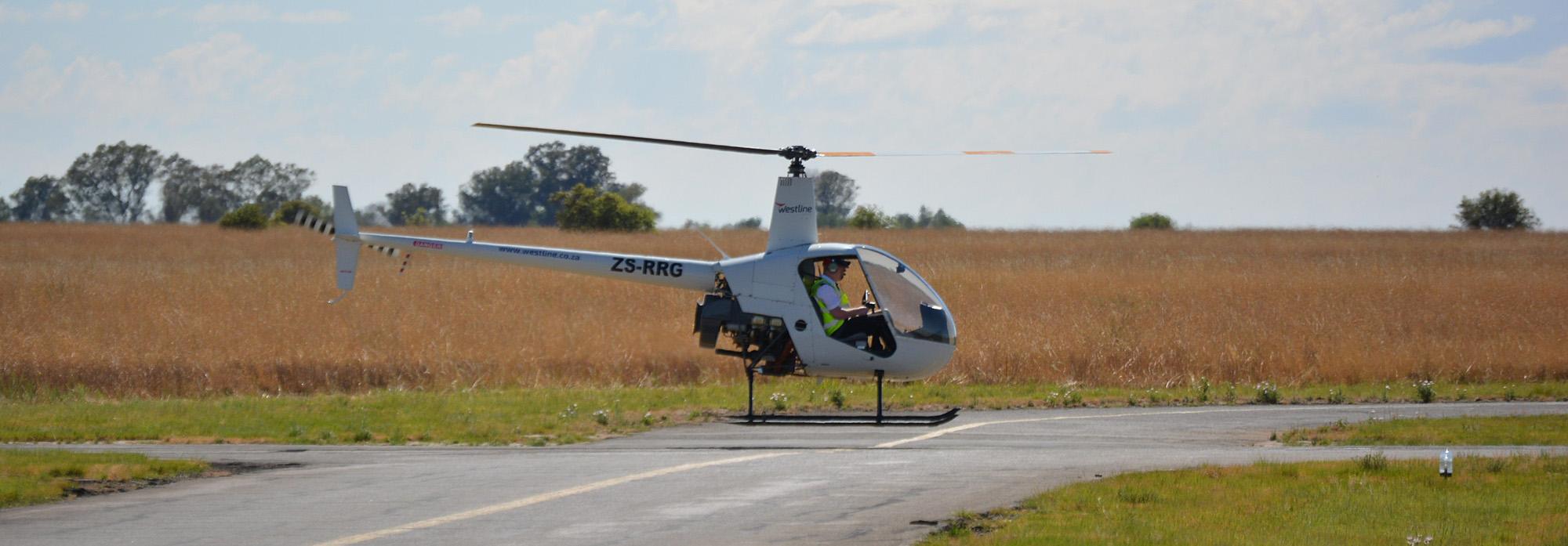 Helicopter training image